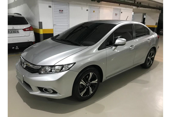 Honda Civic Lxr 2.0 Flexone 2014