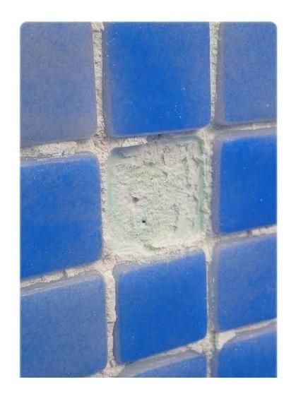 Pegamento Para Pegar Mosaico De Albercas Debajo Del Agua