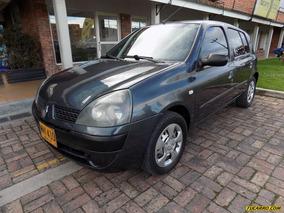 Renault Clio Autentique 1.6 Mt Aa