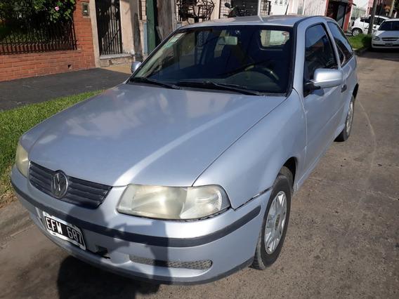 Volkswagen Gol 1.6 3p