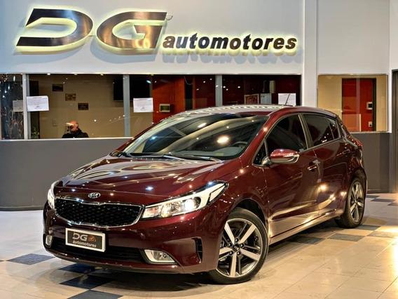 Kia Cerato Ex 1.6n At   3.300 Km   2018 Recibo Menor/financi