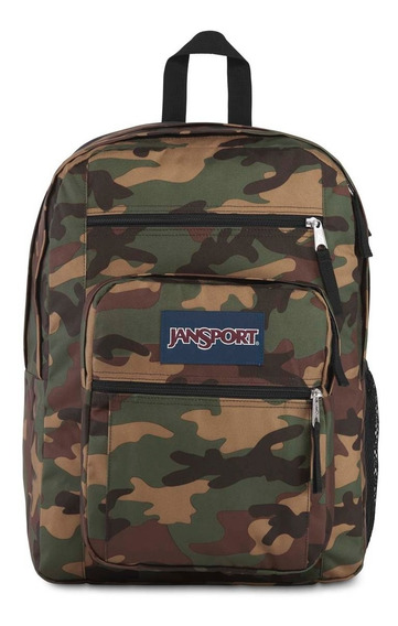 Zona Zero Mochila Jansport Big Student Surplus Camo