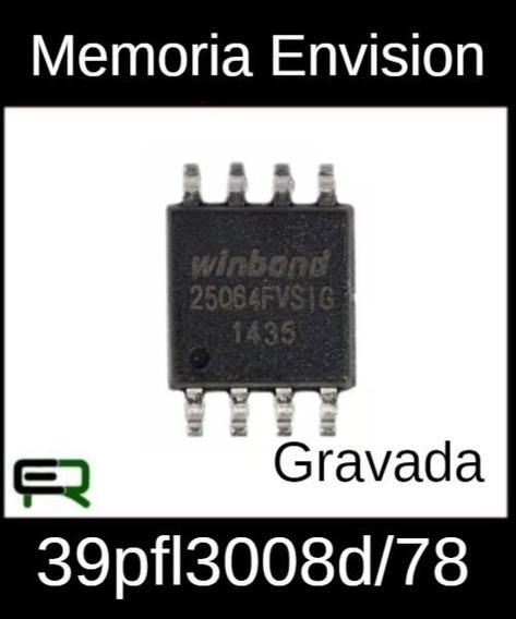 39pfl3008d/78 Envision Memoria Gravada