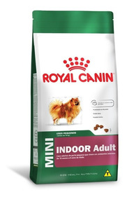 Ração Royal Canin Mini Indoor Adulto 7,5kg