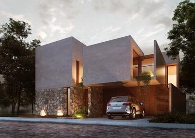 Residencia Junto Al Lago En El Encino Residencial, Golf - 4 Habitaciones, Luxury