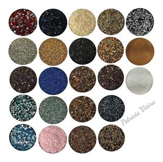 Kit Pedrarias De Unhas 4.000 Pedras + Caviar De Brinde