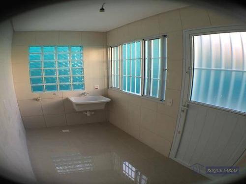 Sobrado Residencial À Venda, Vila São Francisco, São Paulo - So0234. - So0234