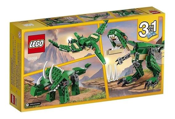 Lego Creador De Dinosaurios 31058 Kit Construccion Original
