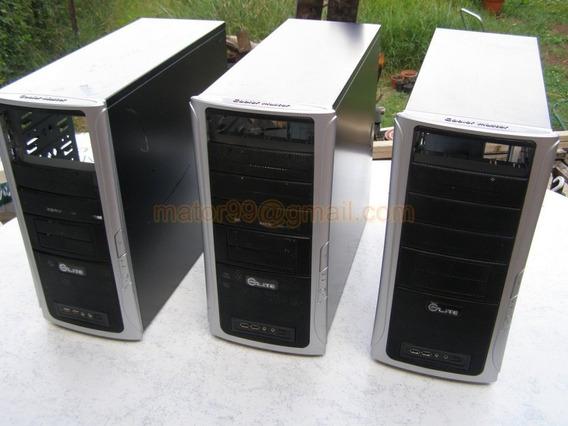 Computador Cpu Pc Asus 775 + Dual Core + 2gb Ram