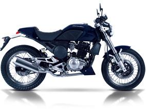 Moto Zanella Retro Ceccato X 250 2019 Mega Black Friday