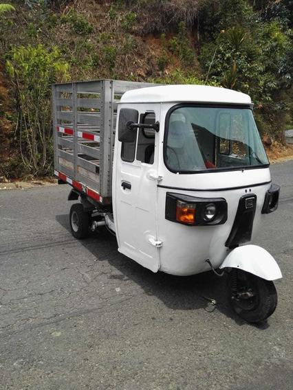 Motocarro Bajaj Rs205 Carroceria En Aluminio Furgon