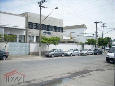 Galpão Industrial Para Venda E Locação, Água Branca, São Paulo - Ga0089. - Ga0089