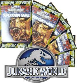 200 Cards Jurassic Dinossauro Card Game Jogo + Frete Barato!