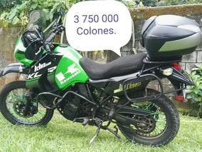 Kawasaki Klr 650 Vas Donde Quieres Llegar.