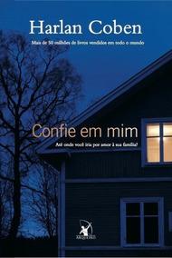 Livro Confie Em Mim - Harlan Coben - Seminovo