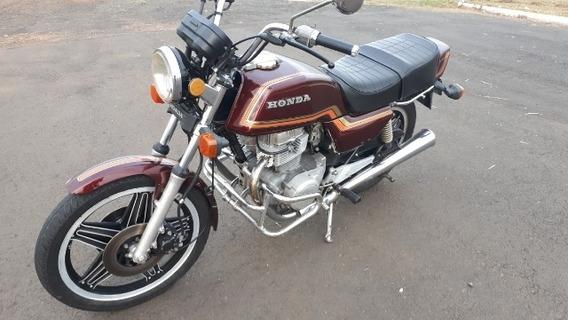 Honda Cb 400 Ll