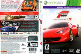 Forza Motorsport 4 Xbox 360 - Destravado Lt 3.0