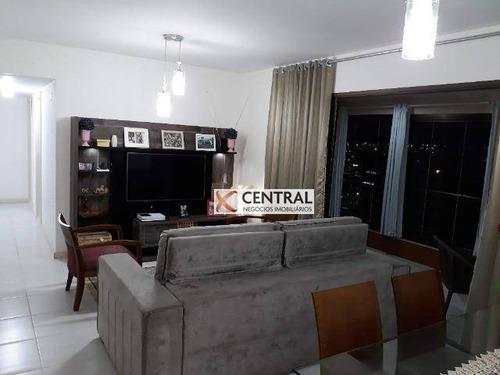 Apartamento Com 4 Dormitórios À Venda, 106 M² Por R$ 630.000,00 - Paralela - Salvador/ba - Ap2529