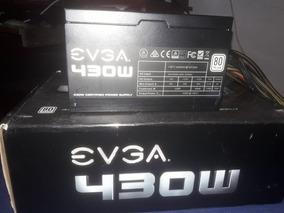 Fonte Evga 430w 80 Plus White 100-w1-0430-kr
