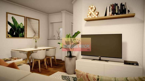 Apartamento Com 3 Dormitórios À Venda, 63 M² Por R$ 698.000 - Vila Mariana - São Paulo/sp - Ap1010