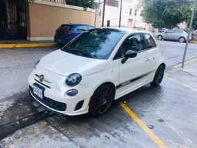 Fiat 500 Abarth 2016, Único Dueño, Servicios De Agencia.