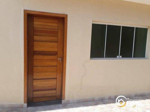 Casa Com 2 Dormitórios À Venda Por R$ 240.000,00 - Cidade São Mateus - São Paulo/sp - Ca0596