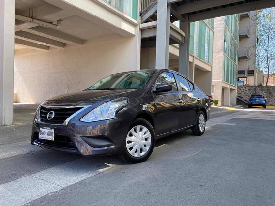 Nissan Versa 1.6 Sense L4 At 2015