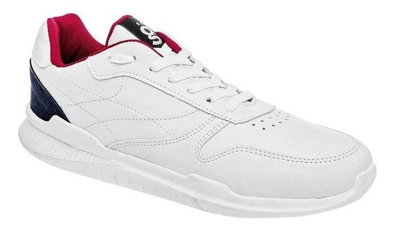 Tenis Deportivo Gosh 0044x-02 Blanco Caballero 25-29 T3
