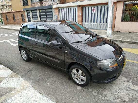 Chevrolet Aveo Gti Mt 1.6 Full
