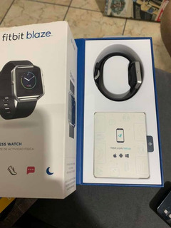 Fitbit Blaze Smartwatch Importado
