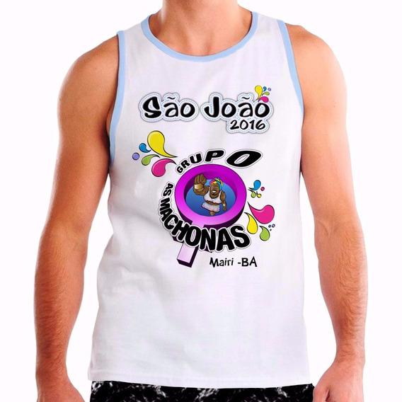 10 Abadas Bloco Carnavalesco Ótima Qualidade Promoção