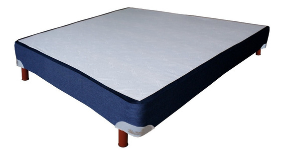 Box Matrimonial Bio Mattress Varios Colores
