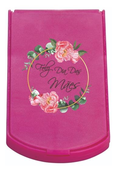 50 Espelhos De Bolsa Personalizados Para Dias Das Mães