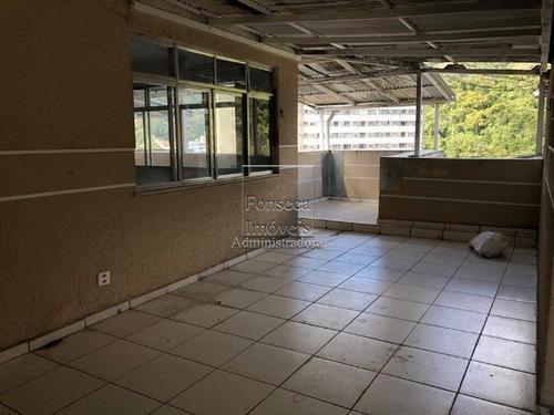 Imagem 1 de 8 de Coberturas - Centro - Ref: 4427 - L-4427