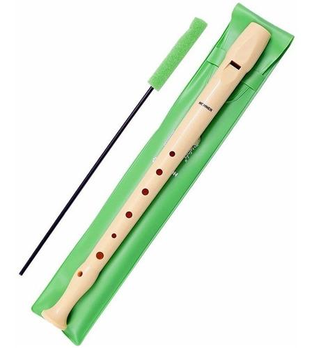 Flauta Dulce Hohner Original Alemana Uso Escolar