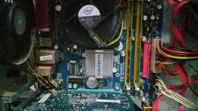 Kit Pentium Dual Core E 5400+2.5gb Memoria Ram