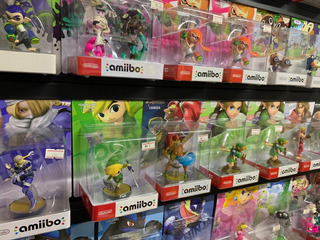 Amiibos Nintendo Switch / Wii U / 3ds - Precio C/u