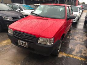 Fiat Uno Fire 1.3 2013 Rojo Oferta Contado