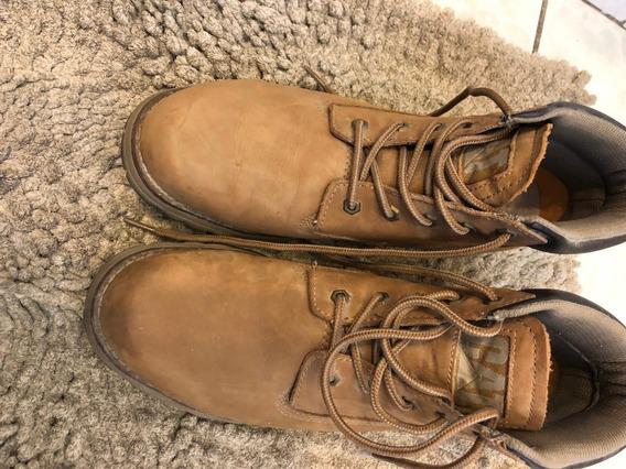 Zapato Botin Sin Casquillo