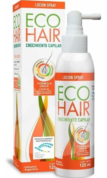 Eco Hair Locion X 125 Ml Anticaida Del Cabello Openfarma