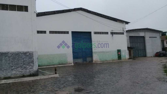 Galpões Com 400 M² Na Imbiribeira, Recife - Pe - 1410