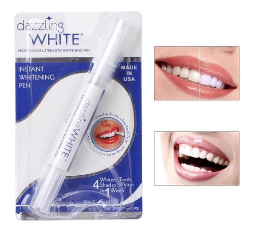 Blanqueamiento Dental Dazziling White