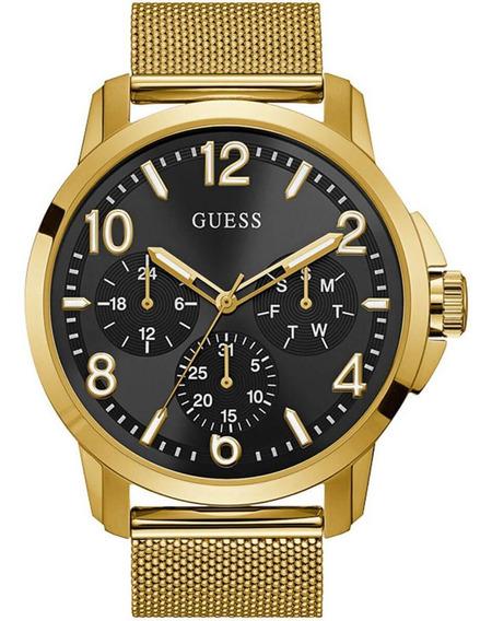 Relógio Masculino Guess Analógico 92681gpgtda2 Dourado