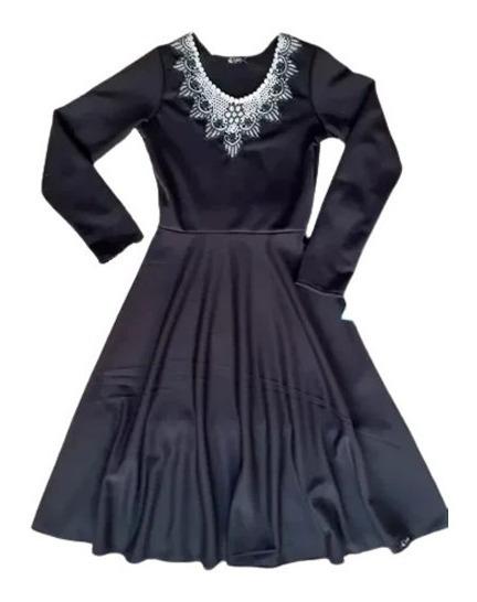 Vestido Evangelico Midi Tipo Sol Da Terra Midi Moda Feminina