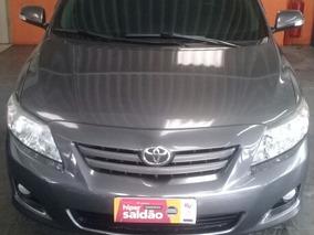 Toyota Corolla 1.8 16v Xei Flex 4p