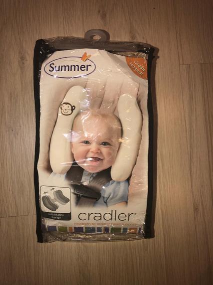 Suporte De Cabeça Para Bebê - Importado Marca Summer