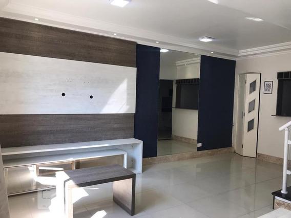 Casa Para Aluguel - Vila Rio De Janeiro, 3 Quartos, 90 - 893069387