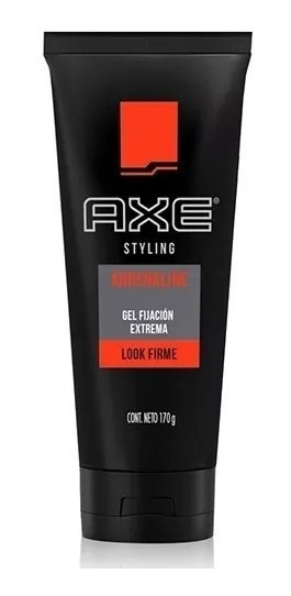 Axe Styling Adrenaline Gel Fijacion Extrema Look Firme