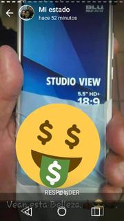 Blu Estudio View 5.5 Pulgadas 1gram 16 Gb 85 Ver-des