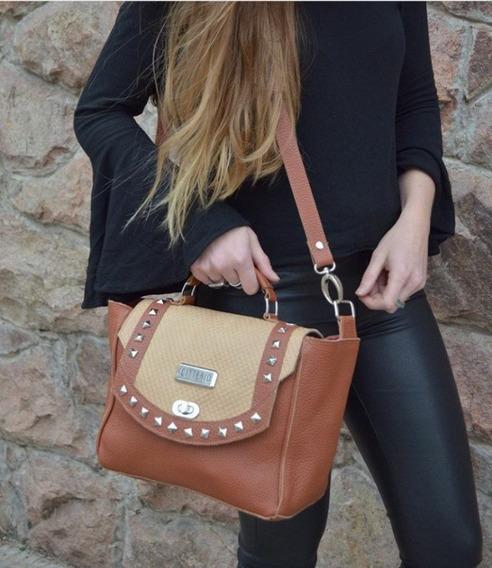 Cartera Suela De Cuero. Spring Bags Marroquinería